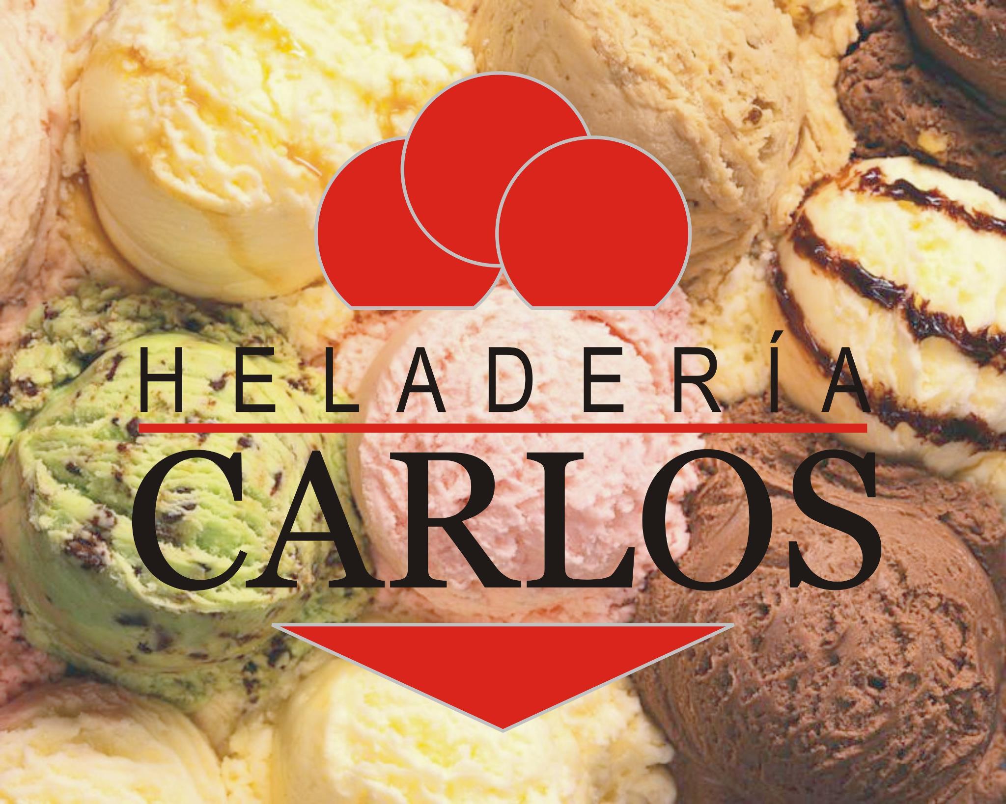 Ice Cream Parlour Carlos in Pinoso Logo