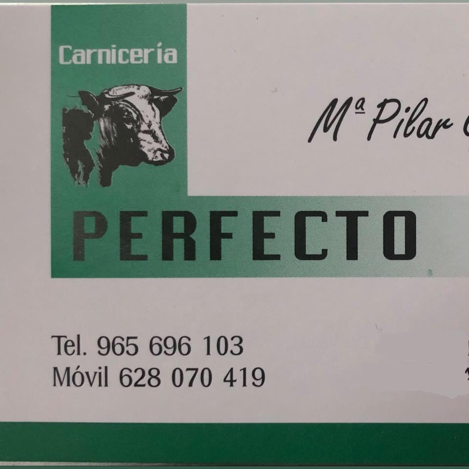 Carnicería Perfecto Logo