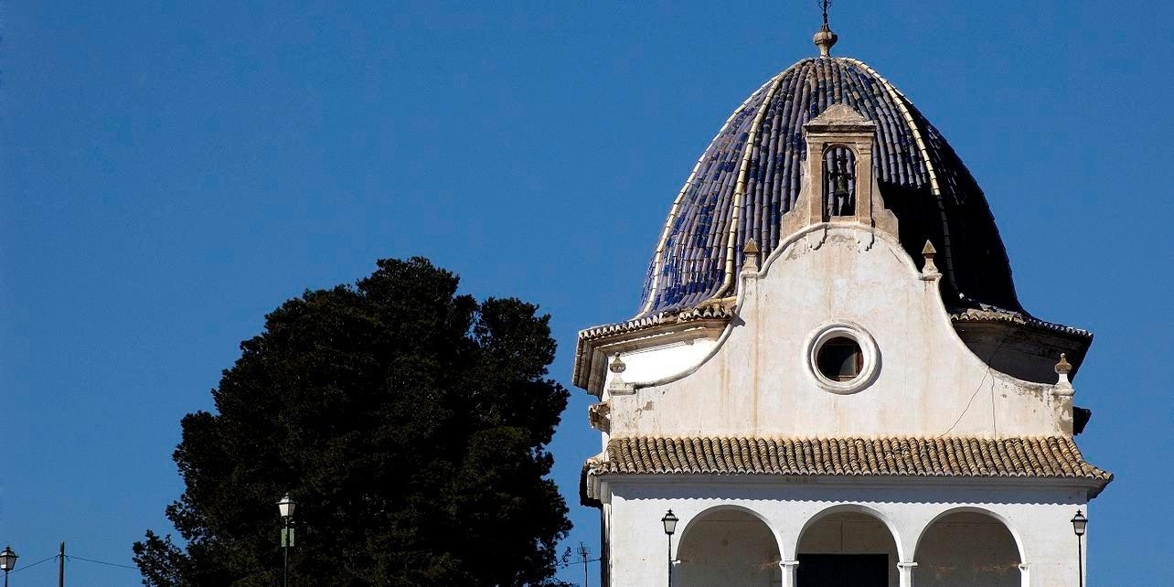Ermita de Santa Bàrbara Logo