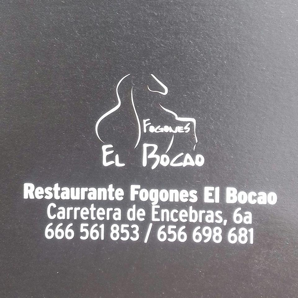 Fogones el Bocao Logo