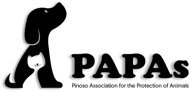 Pinoso Association for the Protection of Animals (PAPAs) Logo
