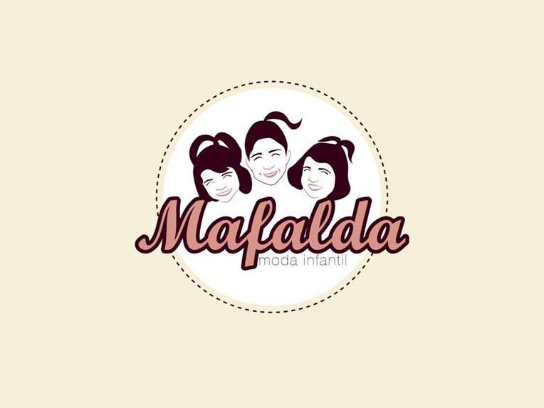Mafalda Moda Infantil Logo