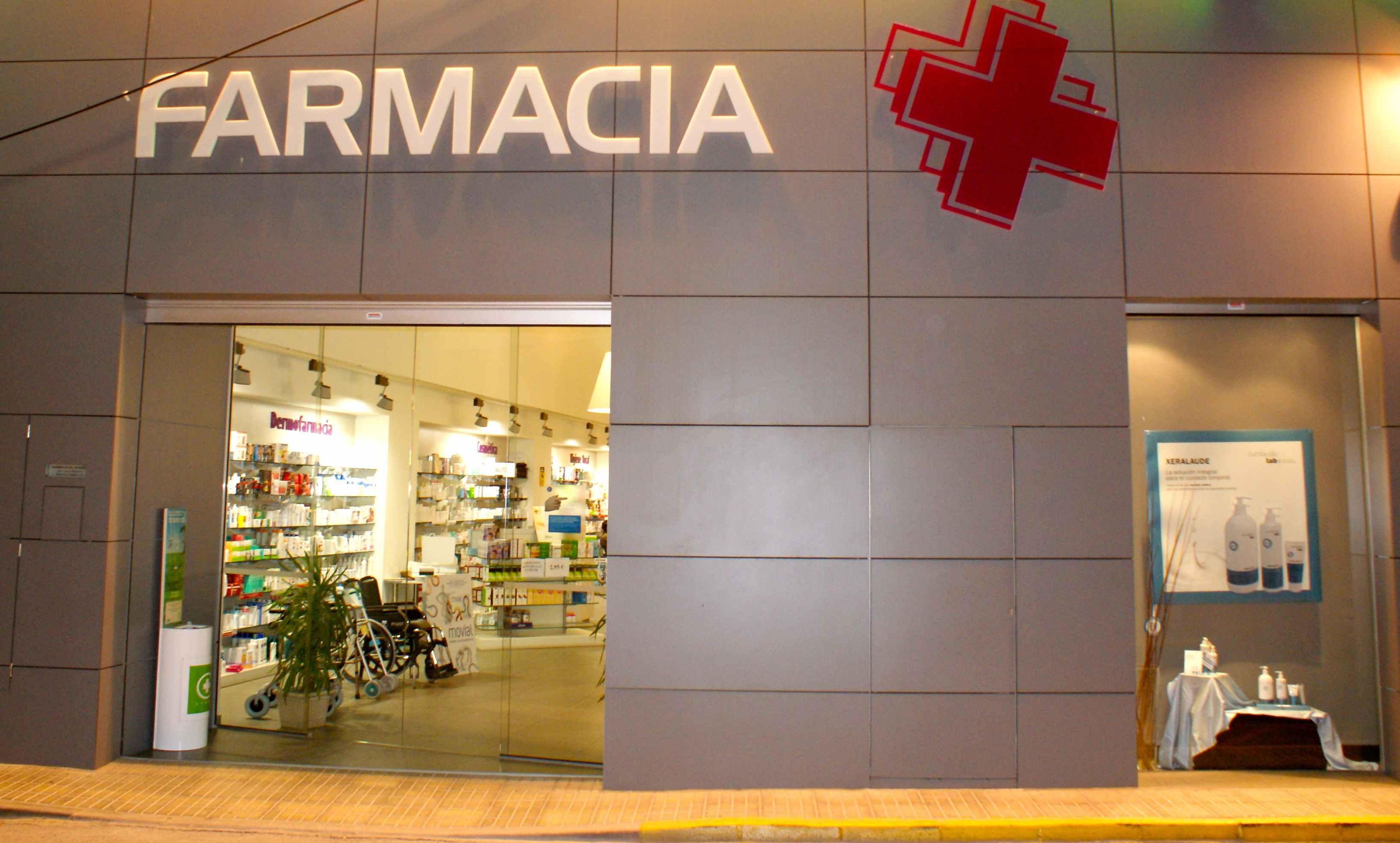 Farmacia Jorge Perez Logo