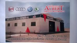 Talleres Albert Logo
