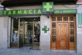 Farmacia Lda Laura Mauricio Logo