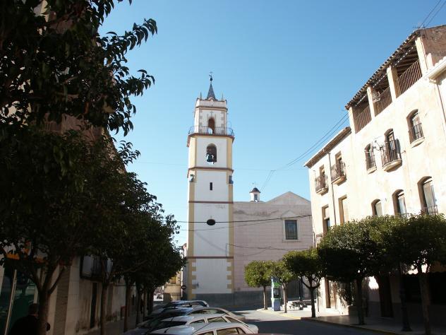 Iglesia de San Pedro Apóstol Logo