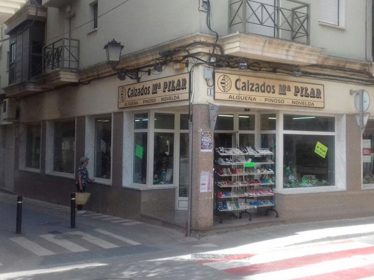 Calzados María Pilar Logo