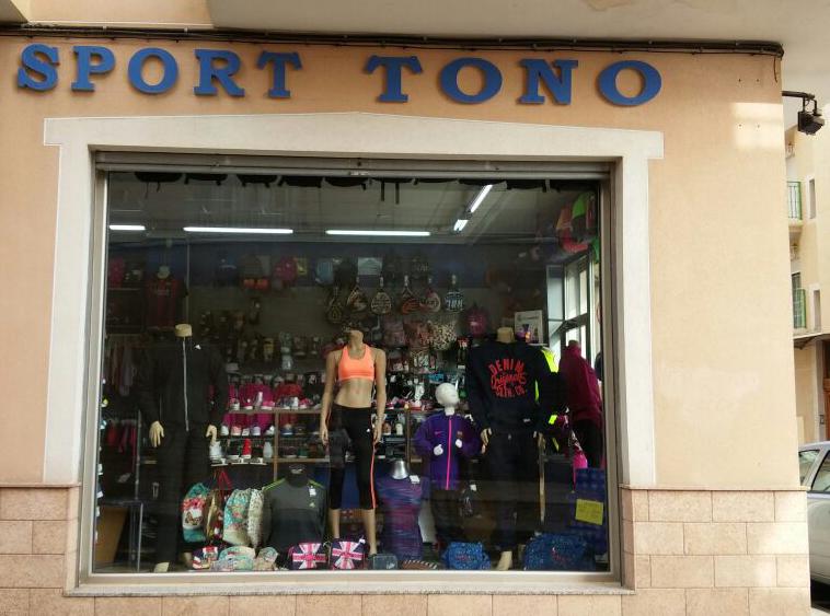 Sport Tono Logo
