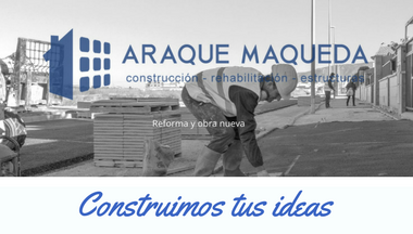 Araque Maqueda Construcciones Logo