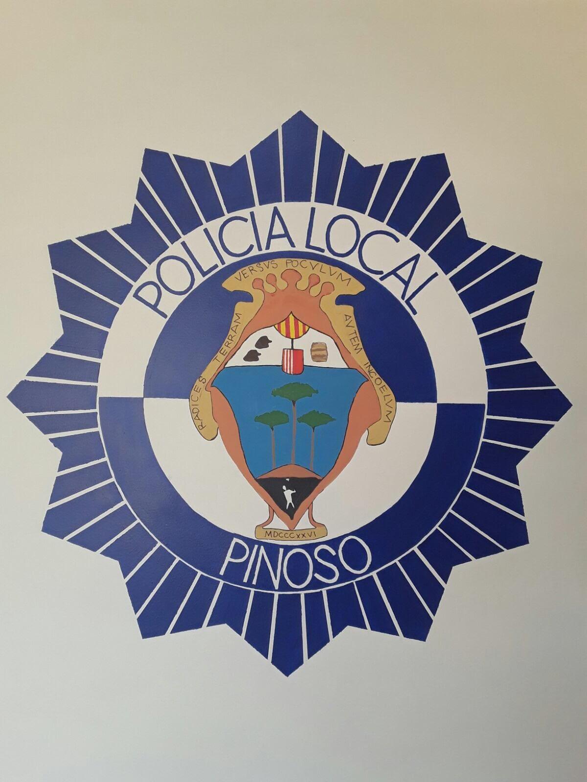Policia Local Logo